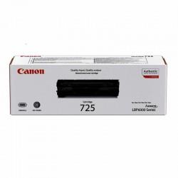 TONER CANON 725 - NEGRO - 1600 PÁGINAS - COMPATIBLE SEGÚN ESPECIFICACIONES