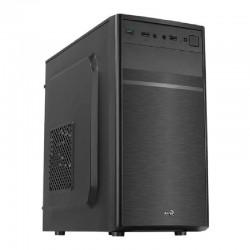 CAJA SEMITORRE AEROCOOL CS103 - USB 3.0 / 2* USB 2.0 - AUDIO/MICRÓFONO HD - SOPORTA GPU HASTA 322 MM - MICRO ATX/MINI ITX