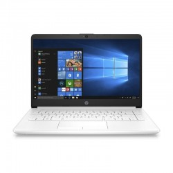 PORTÁTIL HP 14-CF0013NS - W10 - I3-8130U 2.2GHZ - 8GB - 512GB SSD PCIE NVME - 14'/35.6CM HD - HDMI - BT - NO ODD - PLATA NATURAL