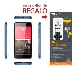 """Kit bundle promoción Qubo Minerva 5"""" + Palo Selfie PNY Regalo"""