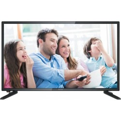 "Denver LED-2469 - TV 24"" - HD Ready - TDT DVB-T2 - 1366 x 768 - EPG - 2500:1 - 200 cd/m2 - 2 x HDMI - 2 x USB"