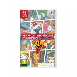 JUEGO NINTENDO SWITCH NAMCO MUSEUM ARCHIVES VOL 1