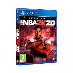 JUEGO SONY PS4 NBA 2K20
