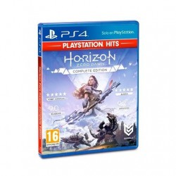 JUEGO SONY PS4 HITS HORIZON ZERO DAWN COMP.EDIT