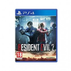 JUEGO SONY PS4 RESIDENT EVIL 2