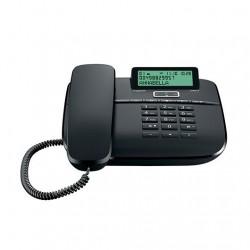 TELEFONO FIJO DIGITAL GIGASET DA611 NEGRO