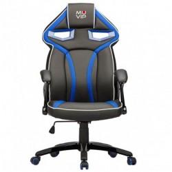Silla Gaming GM300 Negro/Azul MUVIP