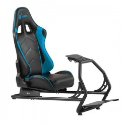 Racing Simulator Cockpit Seat R2 + Palanca Cambios CROMAD