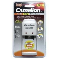 Cargador USB BC-0901 Camelion