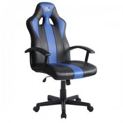 Silla Gaming GM100 Negro/Azul MUVIP