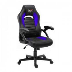 Silla Gaming GM900 Negro/Azul MUVIP
