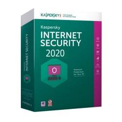 Kaspersky Internet Security MultiDevice 2020 - Paquete de suscripción ( 1 año ) - 1 PC - Win - Mac - Versión attach - Sólo con e