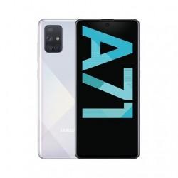 MOVIL SMARTPHONE SAMSUNG GALAXY A71 A715 DS 6GB 128GB PLATA