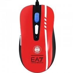 Ratón gaming mars gaming mmea7/ hasta 3200 dpi/ rojo