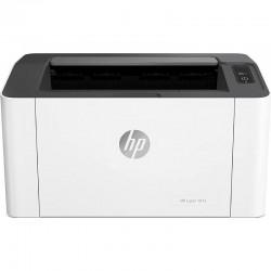 Impresora láser monocromo hp 107a/ blanca