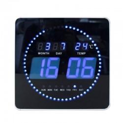 Reloj de pared unilux flo/ negro