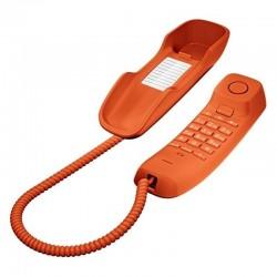 Teléfono gigaset da210/ naranja