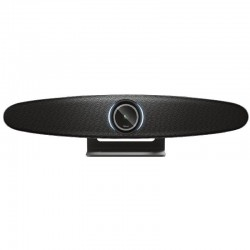 Sistema de videoconferencia trust iris conference camera/ campo de visión 120º/ 4k