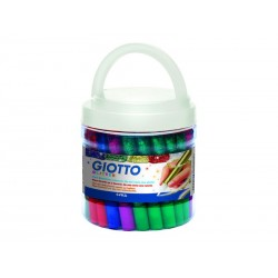 GIOTTO COLA GLITTER 10,5ML BOTE 50U 545000