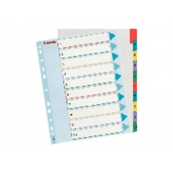 ESSELTE IND CARTUCHO A4+ 1-12 POST IT REUTIL 100209
