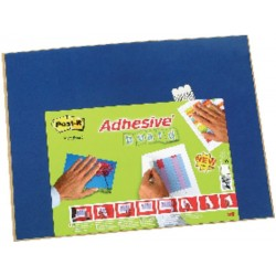 POST IT TABLERO ADHESIVO 558 NAVYBLUE