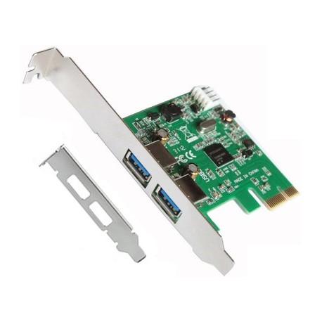 CONTROLADORA MINI-PCIE 2XUSB3.0 PCI-E L-LINK