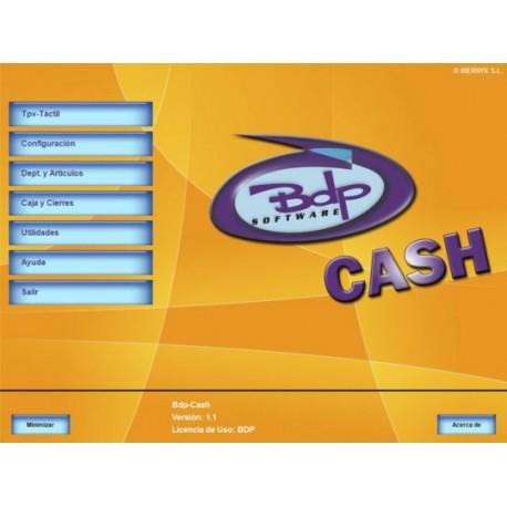 SOFTWARE TPV BDP-CASH