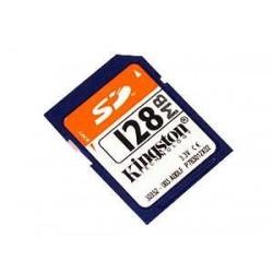TARJETA SD KINGSTONE 128MB