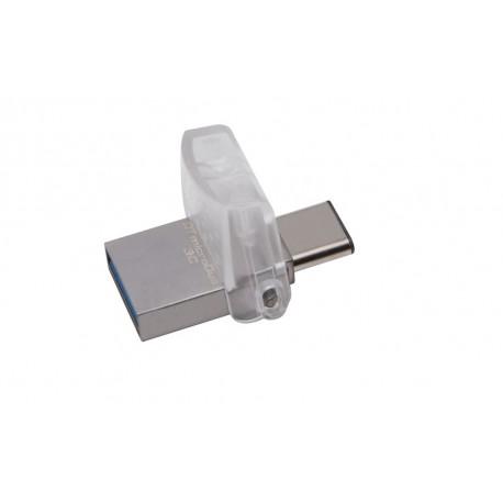 PENDRIVE 64GB USB3.0 TIPO C KINGSTON DT MICRO DUO