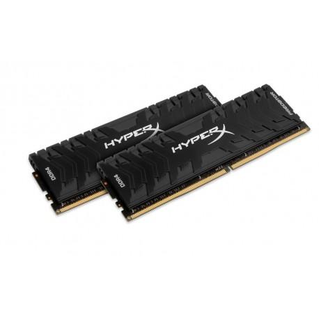 MODULO DDR4 16GB (2x8GB) PC3200 KINGSTON HYPERX