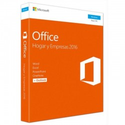 SOFTW MICROSOFT OFFICE HOME STUDENTS 2016 V2 PKC