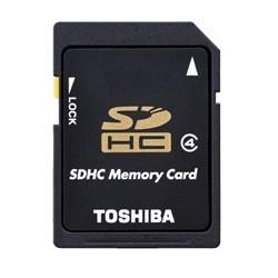 MEM MICRO SD 16GB TOSHIBA CL4 + ADAPT SD