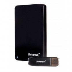 HD EXT USB3.0 2.5 1TB INTENSO DRIVE+PENDRIVE 16GB