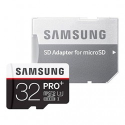 MEM MICRO SD 32GB SAMSUNG PRO CL10 + ADAPT SD
