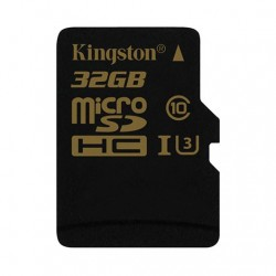 MEM MICROSD GOLD 32GB KINGSTON UHS-I CL3(U3)
