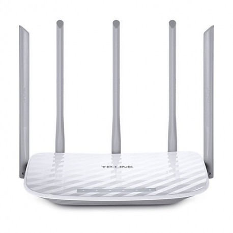 WIRELESS ROUTER DUAL TP-LINK AC1350 ARCHER C60