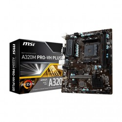 PB MSI AM4 A320M PRO-VH PLUS