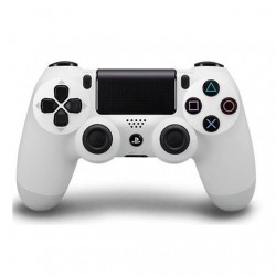 GAMEPAD ORIGINAL SONY PS4 DUALSHOCK BLANCO V.2