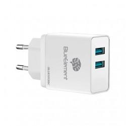 CARGADOR UNIVERSAL USB X2 BLUESTORK