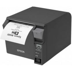 TPV IMPRESORA TICKETS EPSON TM-T70II USB NEGRO
