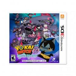 JUEGO NINTENDO 3DS YOKAI WATCH 2: MENTESPECTROS
