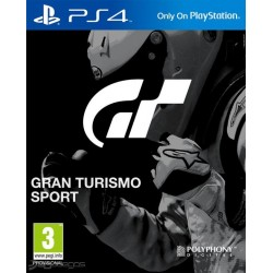 JUEGO SONY PS4 GT SPORT