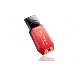 PENDRIVE 16GB USB2.0 ADATA UV100 ROJO