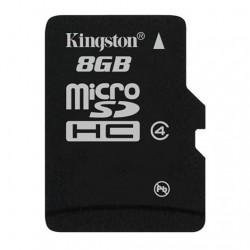 MEM MICRO SDHC 8GB KINGSTON CL4