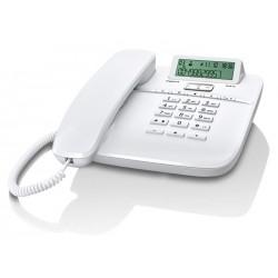 TELEFONO FIJO DIGITAL GIGASET DA610 BLANCO