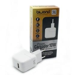 Cargador Pared 10W (2.1A) iPower USB Biwond
