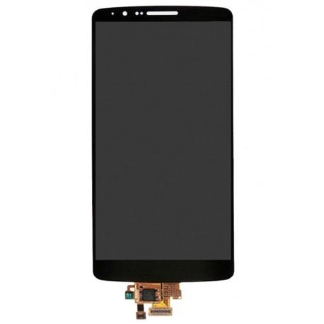 Pant. Táctil + LCD LG G3 D850/D855 Gris (Sin Marco)