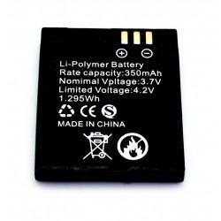 Batería Smartwatch 350mAh