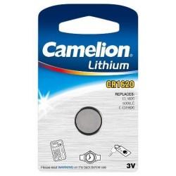 Boton Litio CR1620 3V (1 pcs) Camelion
