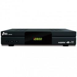 Receptor Satélite IRIS 9800 HD Wifi/Ethernet+ Cable HDMI+Mando